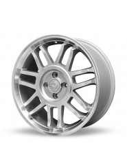 Roda Snowflakes Silver Edition
